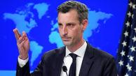 واشنگتن: در حال رایزنی با ایران برای تبادل زندانیان هستیم