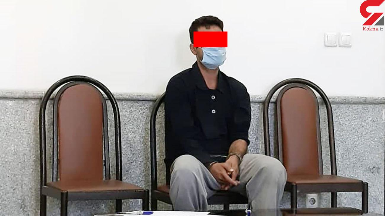 مهناز  دلباخته مرد غریبه ای شد با اسید سوزاندمش تا برای من باشد + عکس
