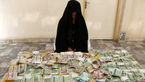«سمیه» پول های کثیفی داشت / این زن دستگیر شد  + عکس