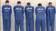 دستگیری 11 سارق حرفهای در گلستان
