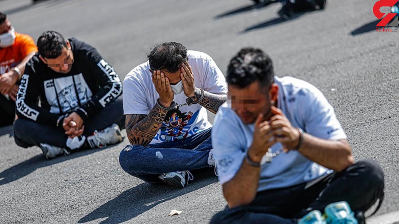 دستگیری شرورهایی که نیشابور را به هم ریخته بودند