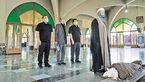 گزارش و عکس تکان دهنده از مرگ های کرونایی در بهشت زهرای تهران