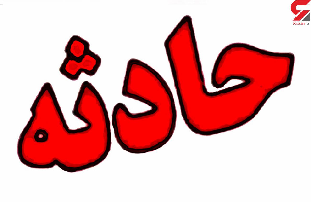 خودکشی در میدان قائمیه اصفهان + جزییات