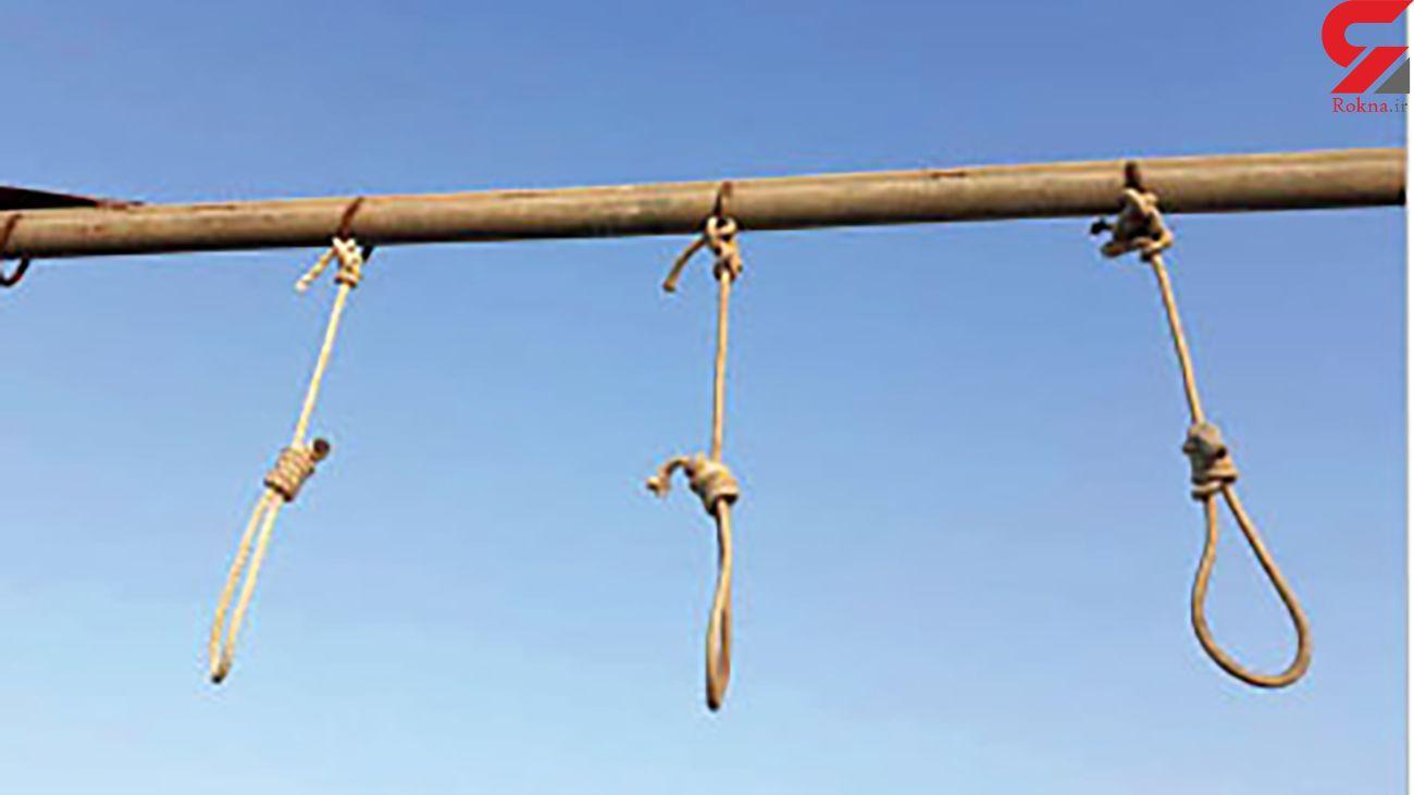 اعدام 2 مرد به خاطر قتل زن و شوهر بابلی / صبح دیروز اجرا شد