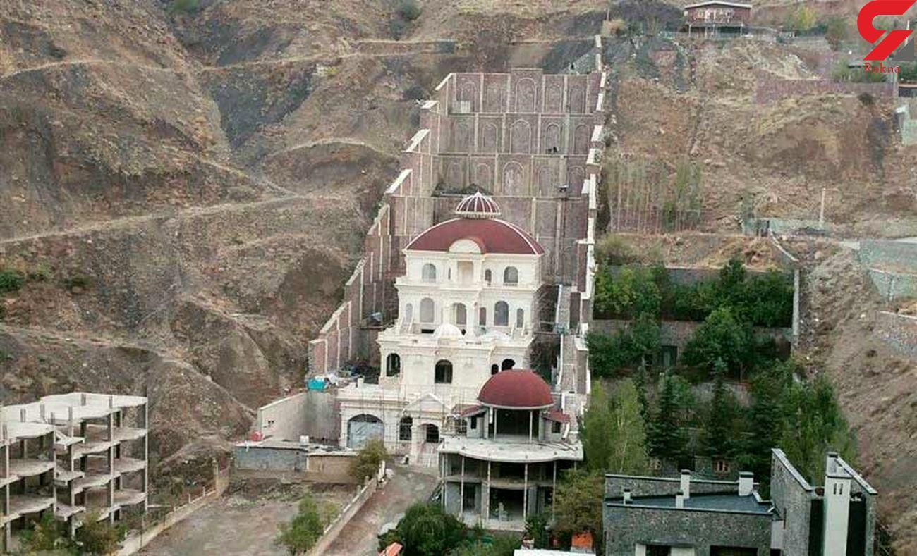 معاون استاندار تهران به تخلفات ساختمانی لواسان واکنش نشان داد
