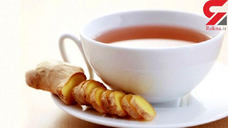 چربی دور شکم را با این چای گیاهی نابود کنید