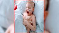 10 هزار نفر از مردم برای کمک به پسربچه سرطانی صف کشیدند+عکس