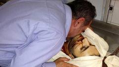 دردناکترین عکس در حادثه تروریستی اهواز + عکس