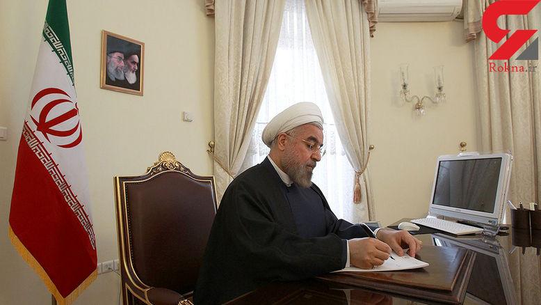 روحانی قهرمانی تیم ملی فوتسال بانوان کشورمان در آسیا را تبریک گفت