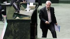 ربیعی به دستور رئیس جمهور در مجلس حضور نیافت