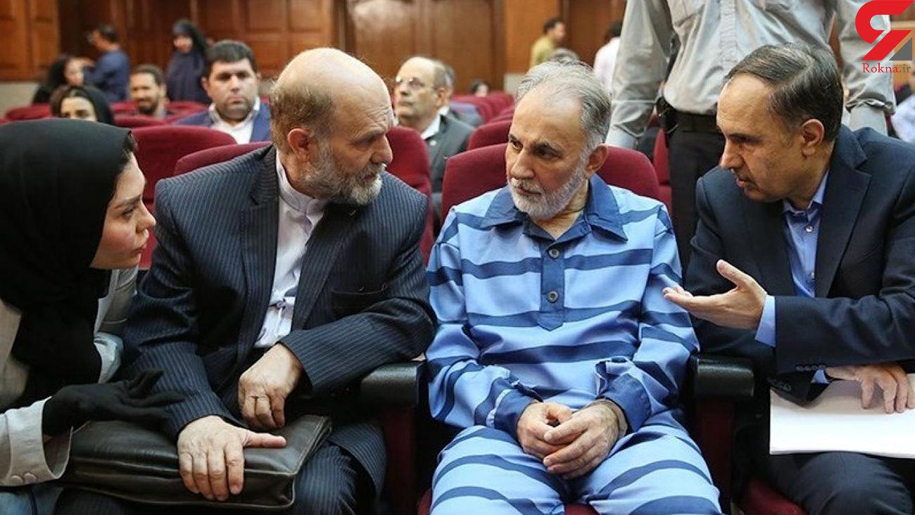 کاهش زندان محمد علی نجفی در قتل میترا استاد! / به زندان ابلاغ شد + جزییات