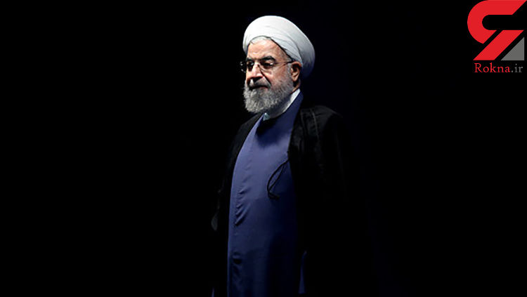 روحانی از علت شلیک به هواپیمای مسافربری اوکراین گفت+عکس