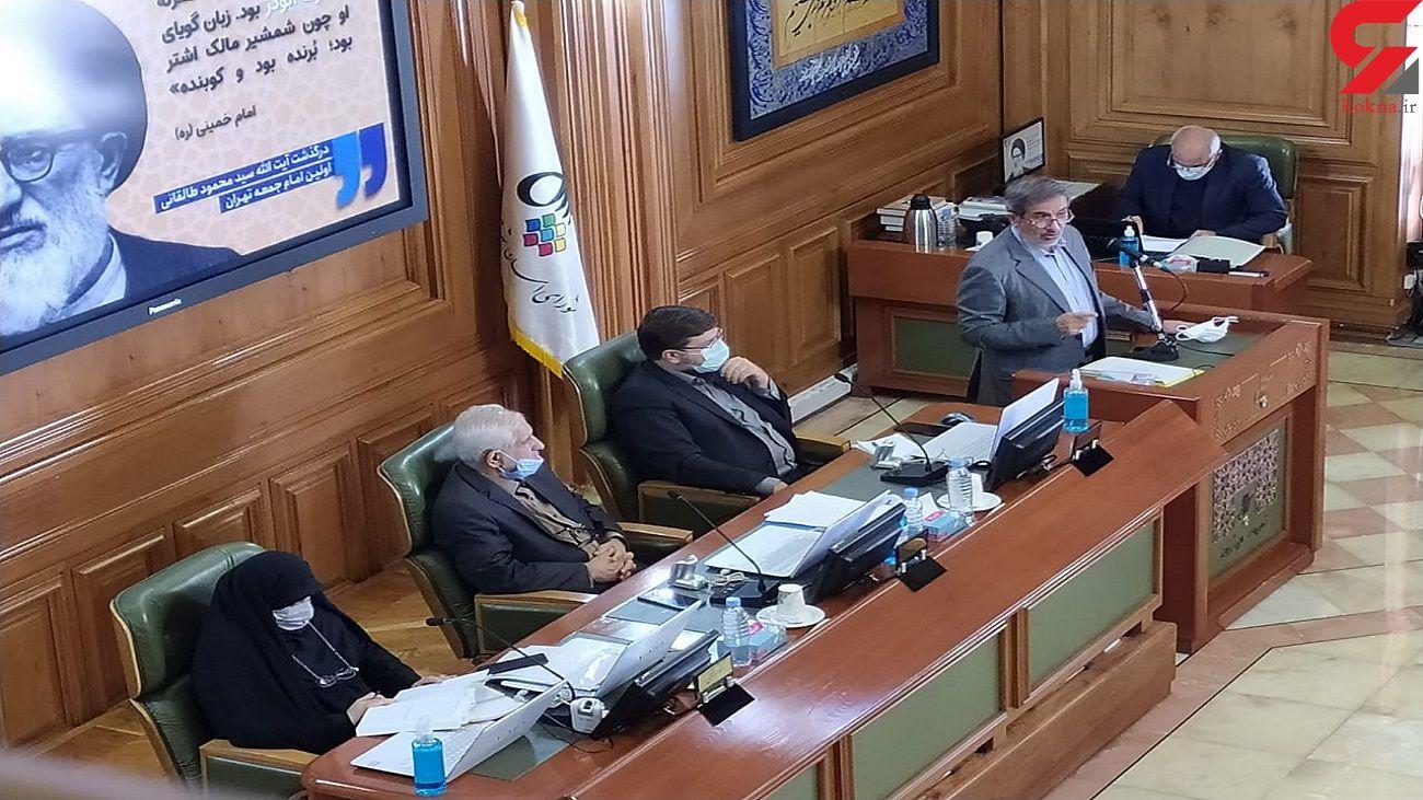 امانی: اعضای شورای قبلی به دنبال سهم خواهی بودند / ۷۰ تا ۱۰۰ محله محروم در تهران وجود دارد + فیلم