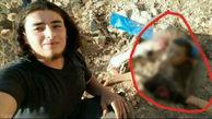صحنه بریدن سر پسر 11 ساله توسط تروریست ها + عکس و فیلم