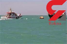 ۶ ملوان در آبهای شمالی خلیج فارس نجات یافتند