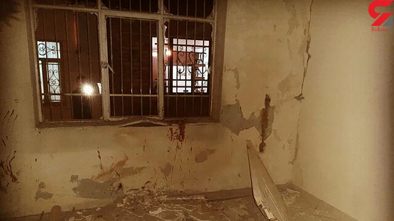 انفجار گاز در کرمانشاه / 2 تن زخمی شدند