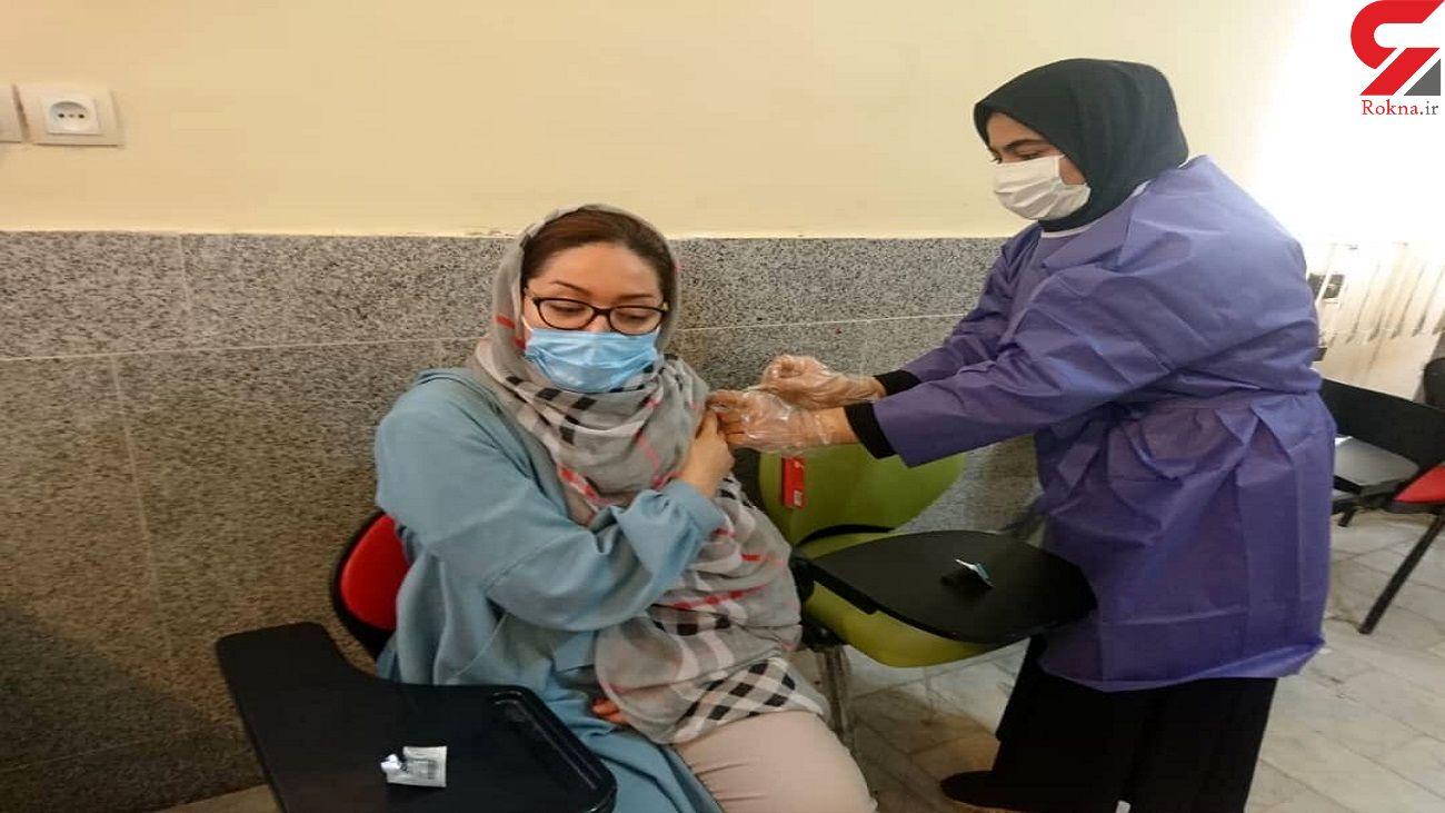 واکسن خواری تا مرز ترکمنستان پیش رفت! / توزیع خارج از نوبت واکسن، این بار در درگز