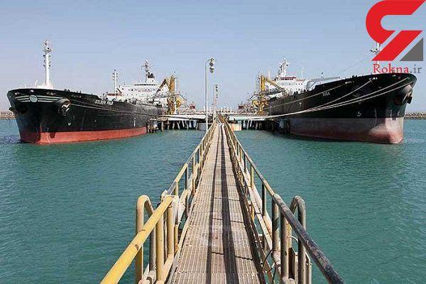 رکورد واردات نفت چین از ایران شکسته می شود