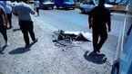 عکس جنازه کودک 4 ساله در وسط خیابان کرمانشاه + علت حادثه