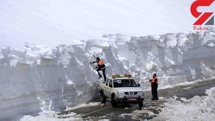 وضعیت وخیم و بحرانی شهرستان خلخال از زبان اهالی روستاها درگیر برف+ فیلم