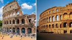 دوقلوهای گردشگری جهان چه شکلی هستند ؟ + عکس