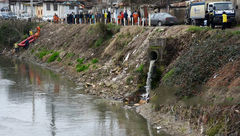 فاجعه زیست محیطی / ورود فاضلاب خانگی به رودخانههای رشت