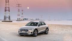 شاسیبلند جدید آئودی خودرویی خاص برای علاقمندان به خودروهای الکتریکی +تصاویر