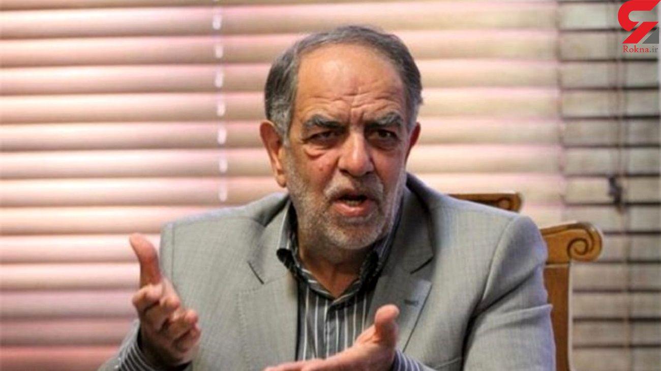 علت فوت اکبر ترکان مشخص شد