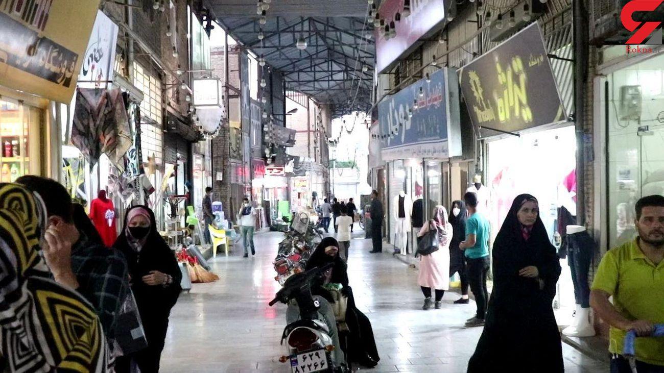 نماد مشاغل کهن در گذرهای بازار قدیمی گلپایگان نصب می شود + فیلم و عکس