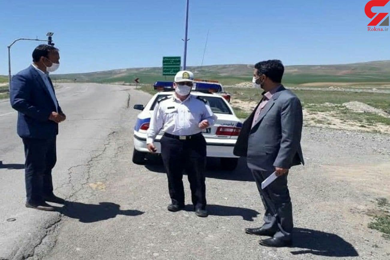 مهلت ۱۵ روزه دادستان برای رفع مشکلات جاده هشترود – مراغه