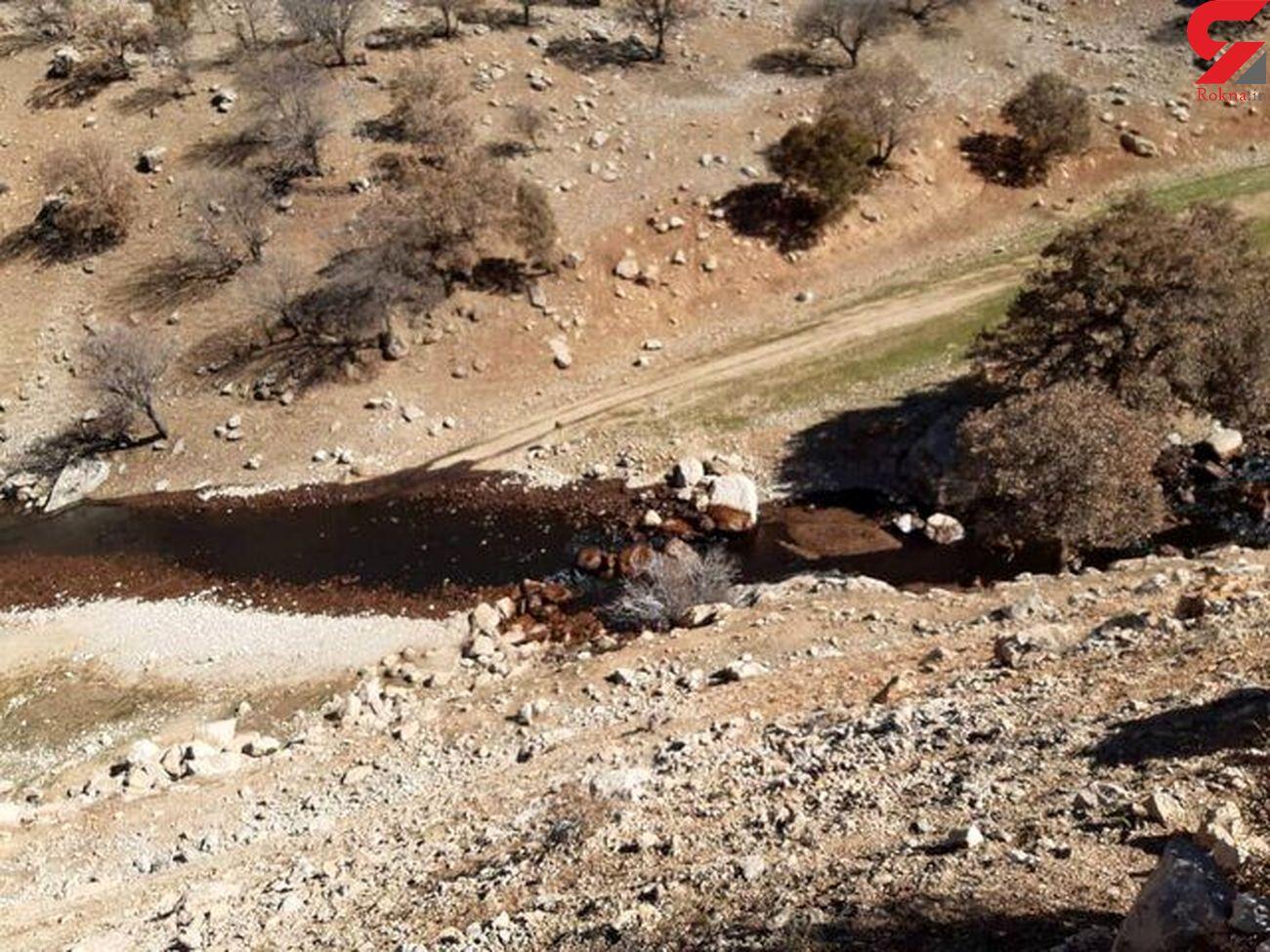 علت شکستگی لوله انتقال نفت در میانکوه اردل مشخص شد