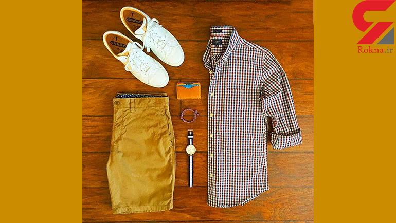 ست لباس های مردانه مخصوص تابستان 96+ عکس