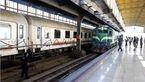 احداث راه آهن  ایران تا سوریه
