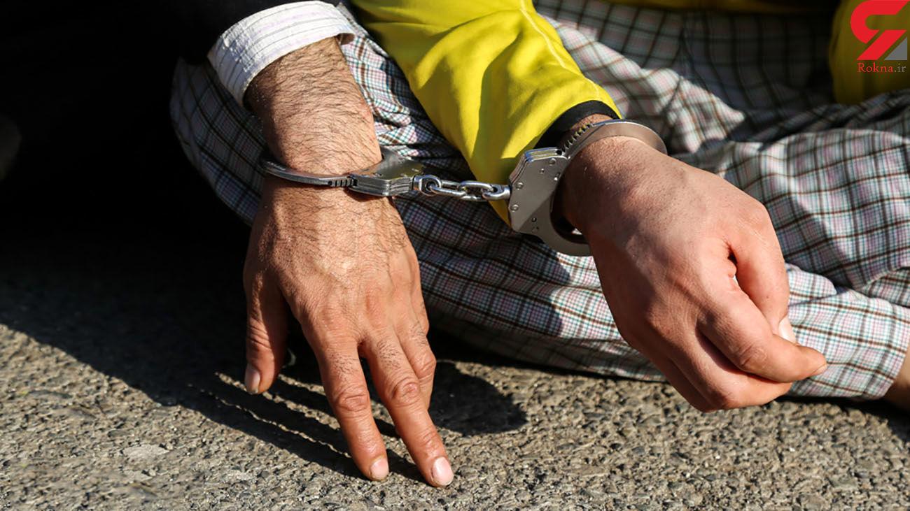 دستگیری سارقان سابقه دار در سنندج