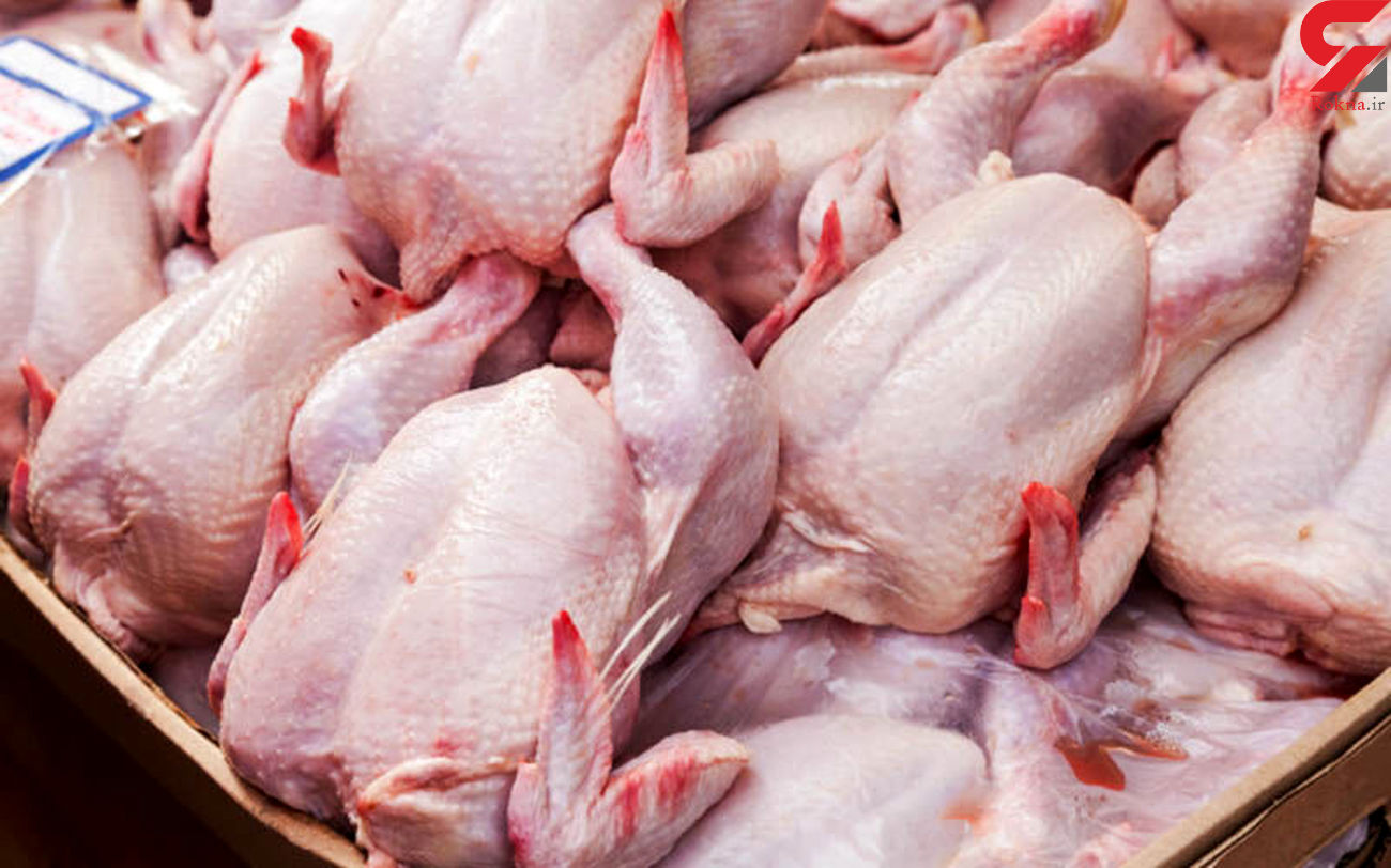 قیمت مرغ در بازار امروز دوشنبه 3 آذر ماه 99 + جدول