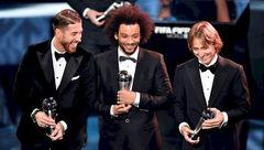 راموس: مودریچ شایسته عنوان بهترین بازیکن بود