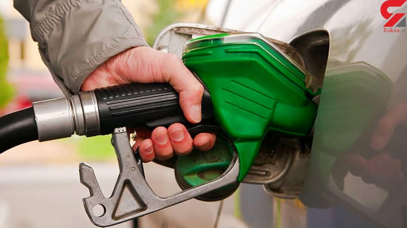 قیمت بنزین در سال 1400 تعیین شد