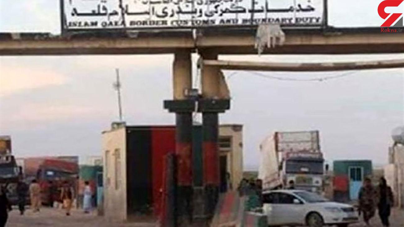 توقف تجارت در مرز افغانستان / پای طالبان در میان است