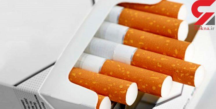 سیگار های قاچاق در مرز سردشت توقیف شد