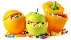 ریز و درشت ویتامین ها را بشناسیم