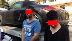 گفتگو با فوتبالیستی که دزد مسلح شد +فیلم و عکس