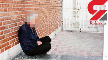 این مرد پسرش را زنده زنده به آتش کشید / در نازی آباد تهران رخ داد+ عکس