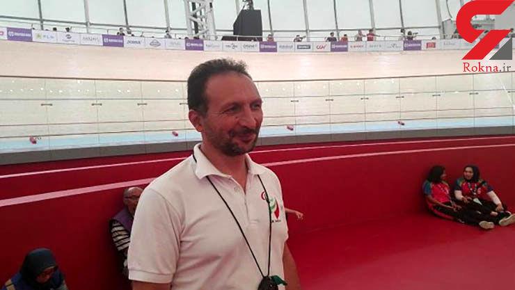 سرمربی تیم ملی دوچرخه سواری: با تیرکمان به جنگ مسلسل آمدهایم