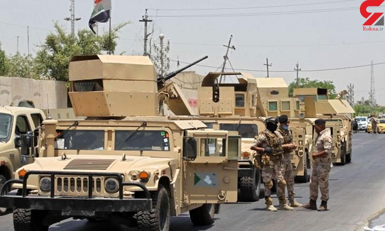 بازداشت 24 روریست داعشی در استان نینوا