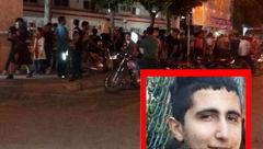 قاتل بهرام قنبری در جویبار دستگیر شد +عکس
