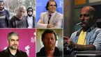 بازیگران مردی که با چندین فیلم به جشنواره فجر می آیند+عکس