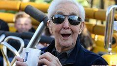 رکورد جالبی که پیرمرد 106 ساله از خود به جا گذاشت+تصاویر