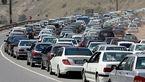 وضعیت ترافیک جاده ها در روز نهم فروردین/ مردم همچنان به چالوس می روند