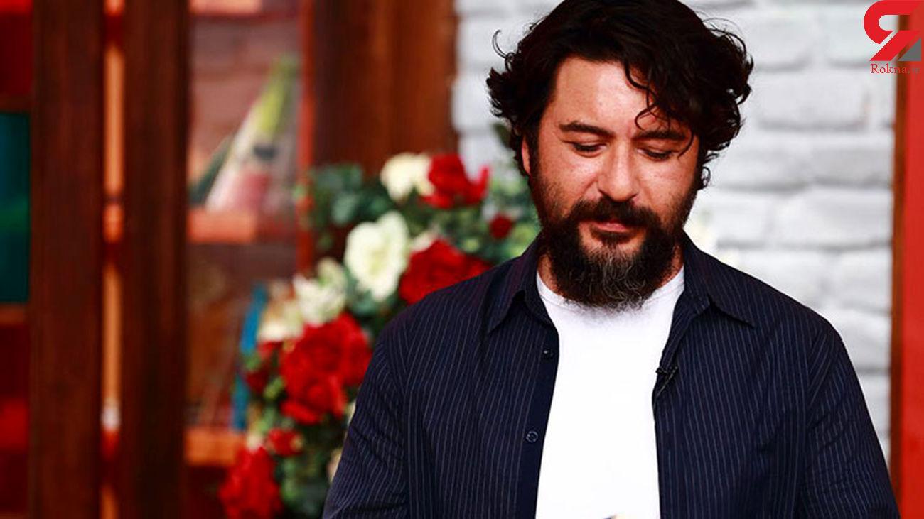 اقدام عجیب امیر حسین صدیق در حمام کرونایی + فیلم