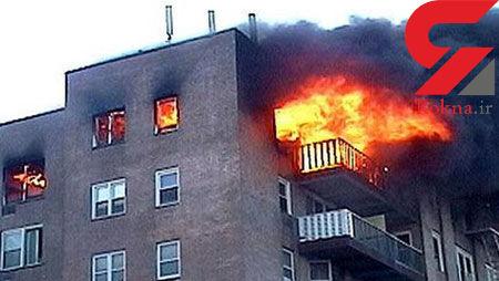 سوختن صورت های3 دختر دانشجو در آتش سوزی خوابگاه / در هرمزگان رخ داد + عکس